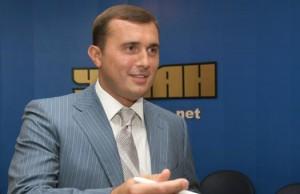 На фото избранный по спискам БЮТ народный депутат Шепелев