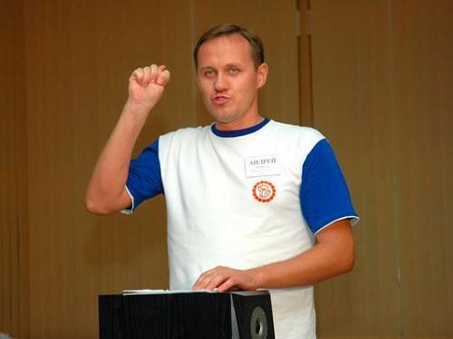 Андрей Кошель. Фото сайта beer-co.com