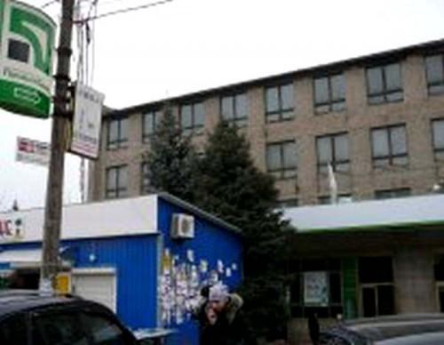 Це місце роботи Арбузова в Костянтинівці
